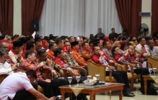 Herman HN Hadiri Acara Peningkatan Kapasitas Aparatur dan Pengawasan Pengelolaan Keuangan Desa