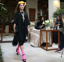 HUT Ke-7, IMB Indonesia Gelar Fashion Show