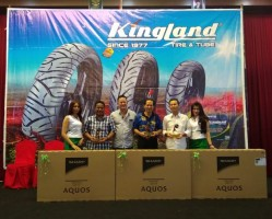 PT United Kingland Gelar Customer Gathering