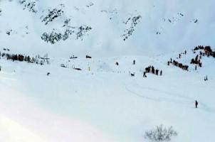 Tujuh Orang Tewas dalam Longsor di Alpen