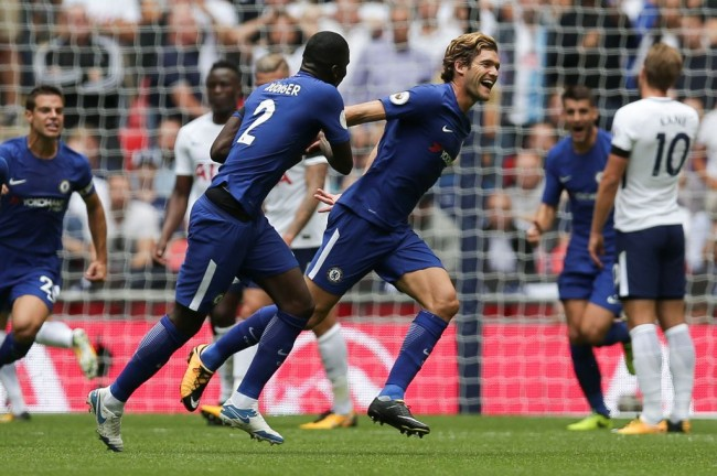 Dua Gol Alonso Bawa Chelsea Menangi Derby London