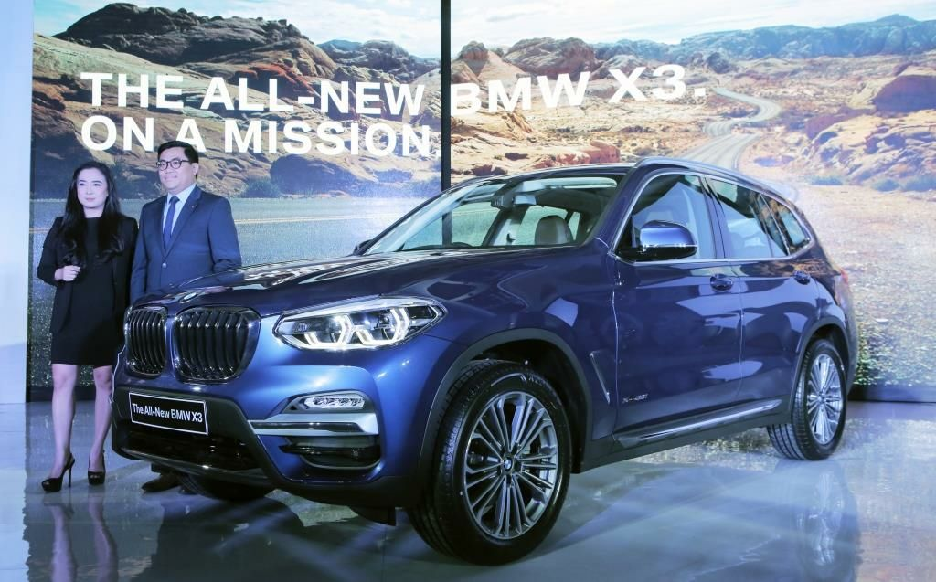 BMW Indonesia Luncurkan All-new BMW X3