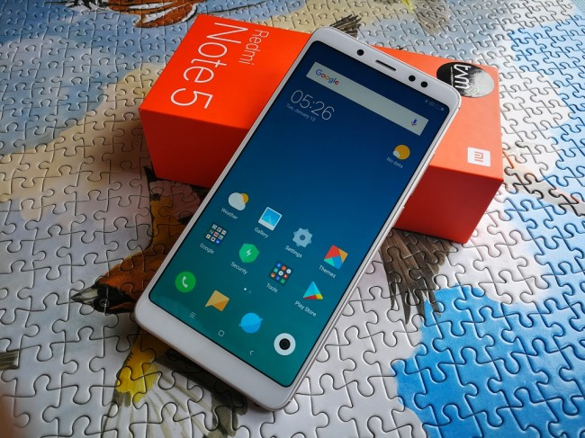 LAMPUNG POST | Unboxing Kotak Xiaomi Redmi Note 5