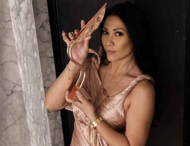 Anggun Raih Penghargaan Asian Television Awards