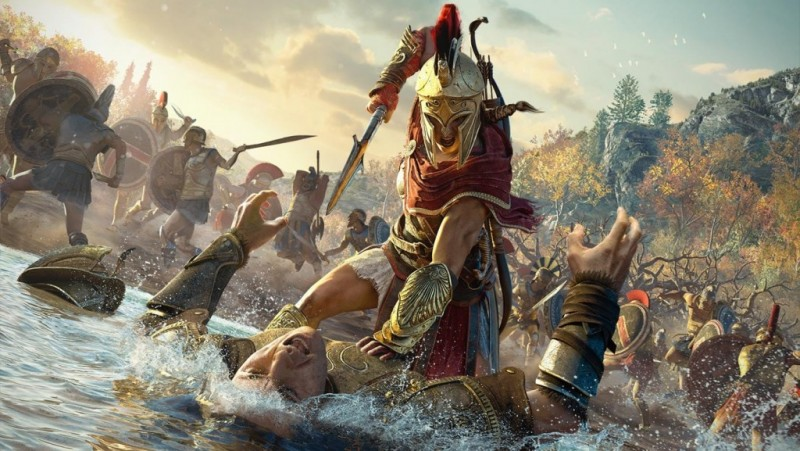 Assassins Creed Odyssey Era Viking Akan Lahir