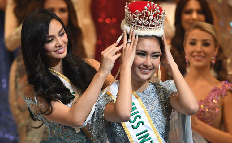 LAMPUNG POST | Indonesia Raih Gelar Miss International 2017