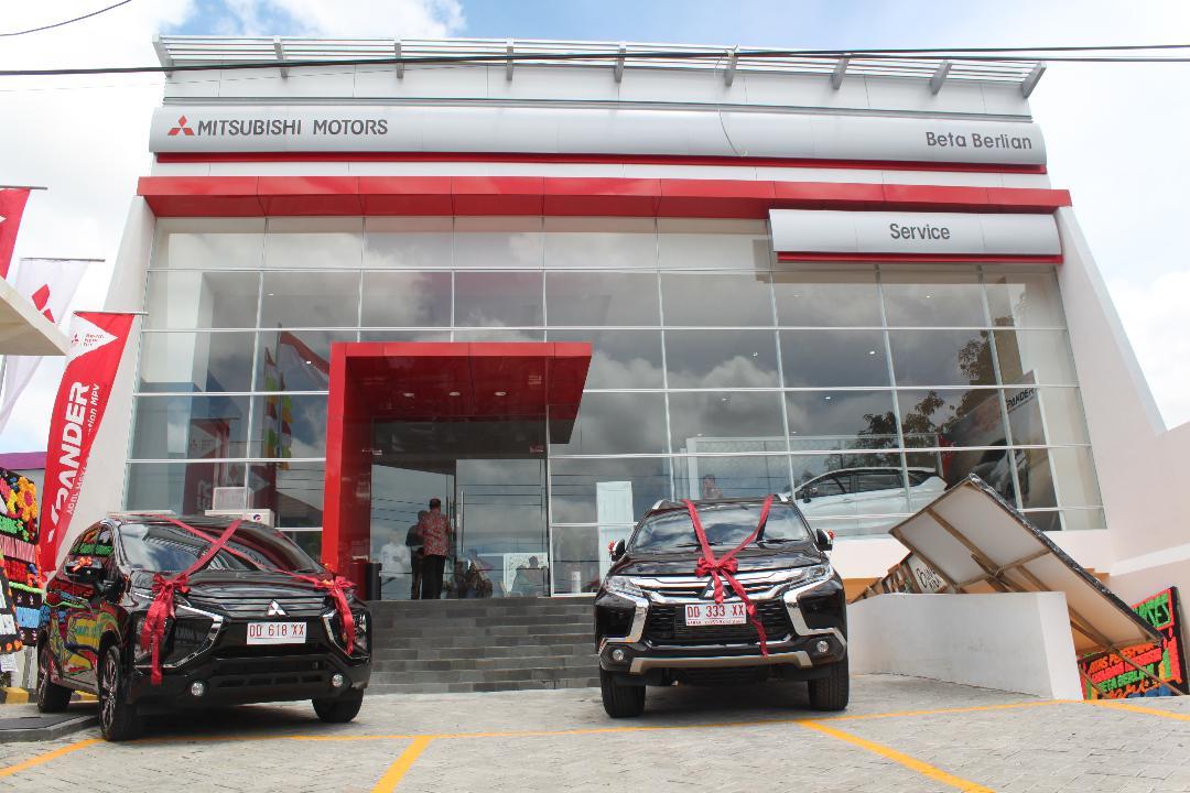 Mitsubishi Resmikan Diler Ke-106 di Indonesia