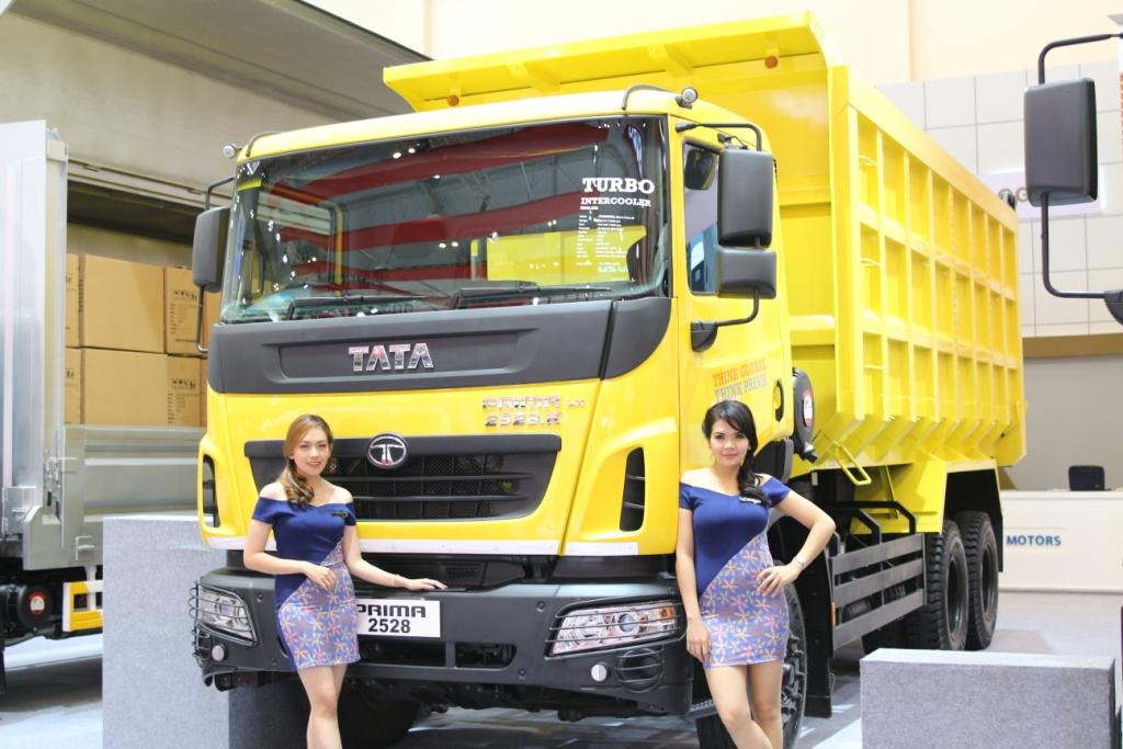 LAMPUNG POST | Tata Motors Panen Pemesanan Kendaraan di GIIAS