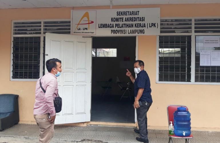 Disnaker Lampung Buka Program Magang Rekrut 350 Orang