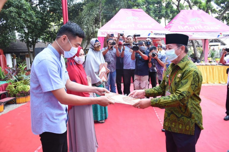 Dorong Peningkatan UMKM, Pemkot Balam Gelar Busines Development Center