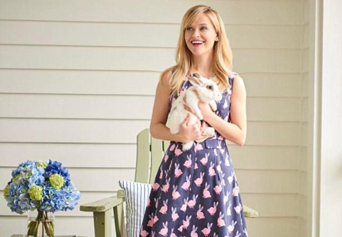 LAMPUNG POST | Reese Witherspoon Pernah Dilecehkan Sutradara saat Berusia 16 Tahun