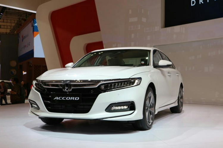Honda Luncurkan All New Accord di GIIAS 2019