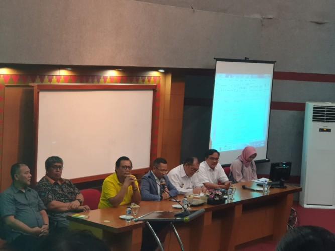 Ini Daftar Pengurus Harian KONI Lampung Periode 2019-2023