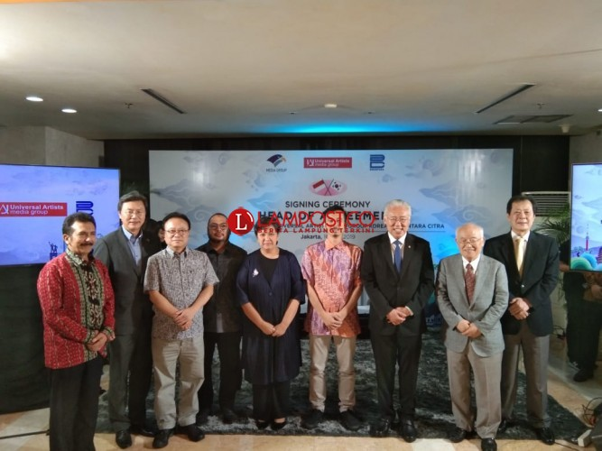 Media Group News - UA Media Group Korea - Bimantara Citra Jalin Kerja sama