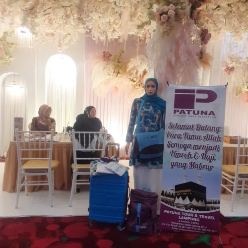 Patuna Siapkan Promosi Tour dan Travel di Pameran Wedding Ke-6 Emersia