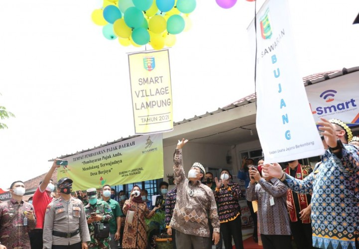 <i>Smart Village</i> Jadi Wadah Optimalisasi Potensi Desa